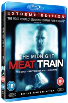 The Midnight Meat Train, Blu-ray BluRay