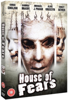 House of Fears, DVD  DVD