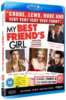 My Best Friend's Girl, Blu-ray  BluRay