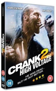 Crank 2 - High Voltage, DVD  DVD