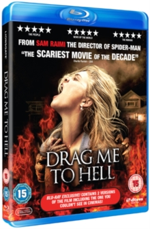 Drag Me to Hell, Blu-ray  BluRay