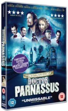 The Imaginarium of Doctor Parnassus, DVD DVD