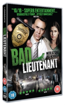 Bad Lieutenant: Port of Call - New Orleans, DVD  DVD