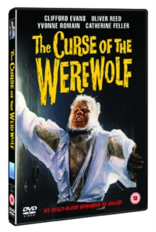 Curse of the Werewolf, DVD  DVD