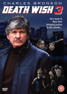 Death Wish 3, DVD  DVD