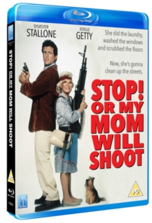 Stop! Or My Mom Will Shoot, Blu-ray BluRay