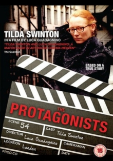 The Protagonists, DVD DVD