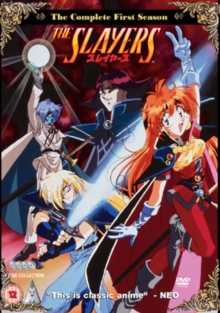 The Slayers: Collection, DVD DVD