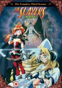 The Slayers - Try: Collection, DVD DVD