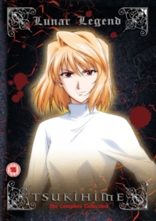 Lunar Legend Tsukihime: The Complete Collection, DVD  DVD