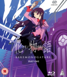 Bakemonogatari: Part 1, Blu-ray  BluRay