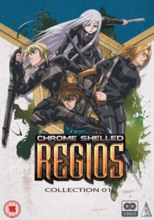 Chrome Shelled Regios: Collection 1, DVD  DVD