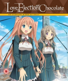 Love, Election and Chocolate: Collection, Blu-ray BluRay