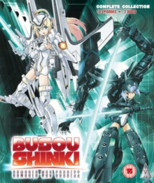 Busou Shinki: Armored War Goddess - Complete Collection, Blu-ray BluRay