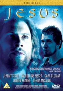 The Bible: Jesus, DVD DVD