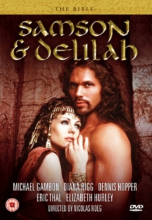 The Bible: Samson and Delilah, DVD DVD