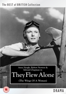 They Flew Alone, DVD  DVD