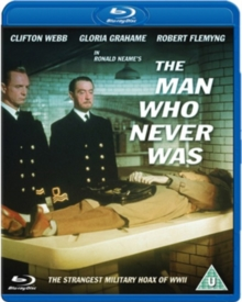 The Man Who Never Was, Blu-ray BluRay