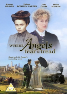 Where Angels Fear to Tread, DVD  DVD