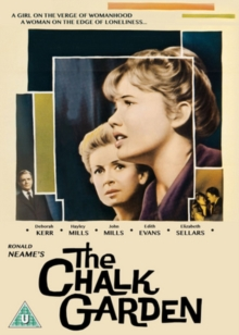 The Chalk Garden, DVD DVD