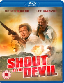 Shout at the Devil, Blu-ray  BluRay