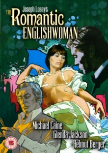 The Romantic Englishwoman, DVD DVD