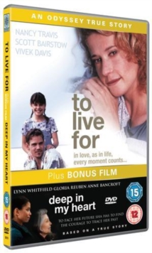 To Live For/Deep in My Heart, DVD  DVD