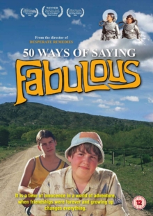 50 Ways of Saying Fabulous, DVD  DVD