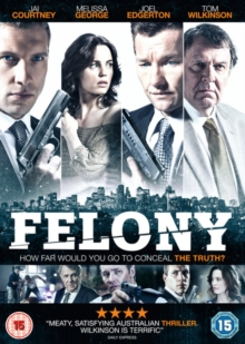 Felony, DVD  DVD