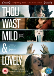 Thou Wast Mild and Lovely, DVD  DVD