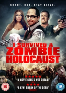 I Survived a Zombie Holocaust, DVD DVD