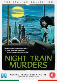 Night Train Murders, DVD  DVD