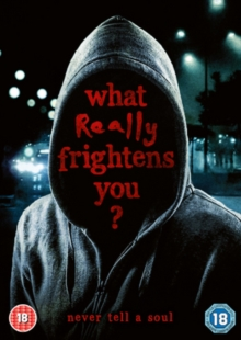What Really Frightens You?, DVD DVD