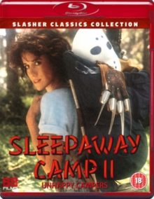 Sleepaway Camp 2 - Unhappy Campers, Blu-ray BluRay