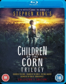 Children of the Corn Trilogy, Blu-ray  BluRay