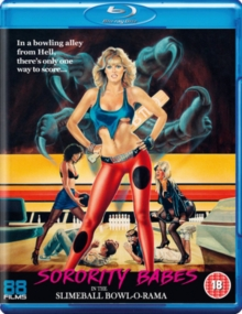 Sorority Babes in the Slimeball Bowl-o-rama, Blu-ray BluRay