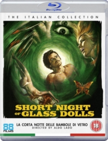 Short Night of Glass Dolls, Blu-ray BluRay
