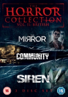 Horror Collection: Volume 2 - British, DVD DVD