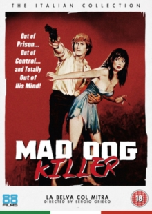 The Mad Dog Killer, DVD DVD