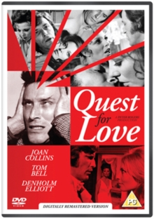 Quest for Love, DVD  DVD