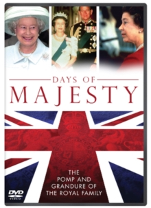 Days of Majesty, DVD  DVD