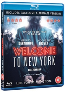 Welcome to New York, Blu-ray  BluRay