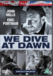 We Dive at Dawn, DVD  DVD