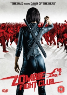 Zombie Fight Club, DVD  DVD