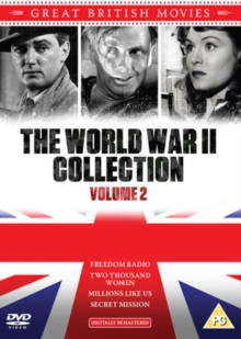 World War II Collection: Volume 2, DVD  DVD