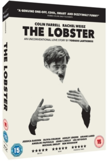 The Lobster, Blu-ray BluRay