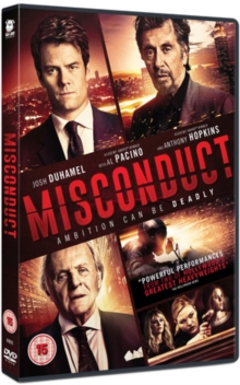 Misconduct, DVD DVD
