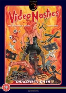 Video Nasties: The Definitive Guide 2, DVD  DVD