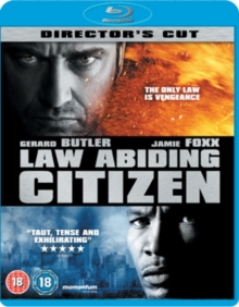 Law Abiding Citizen, Blu-ray  BluRay
