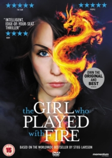 The Girl Who Played With Fire, DVD DVD